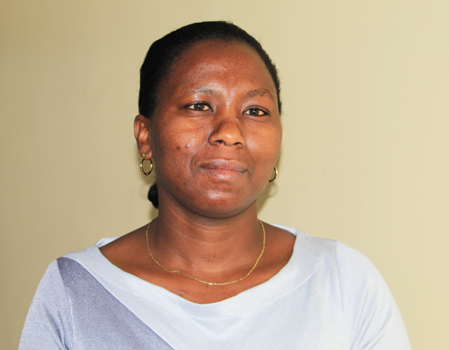 Esther Wanjiku – Head of purchasing